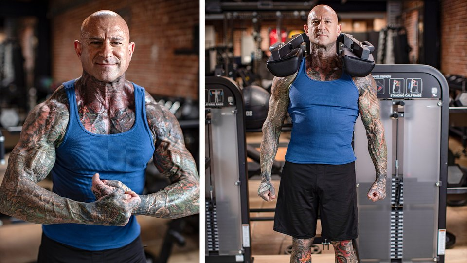 Jim Stoppani's Secrets of Size: How to Build Bigger Traps