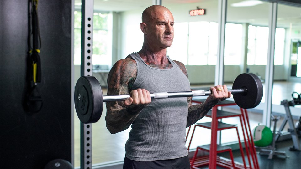 Jim Stoppani's 15-Minute Arm-Blaster Routine