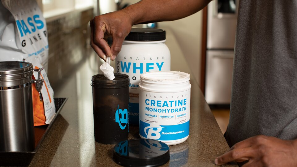 Creatine Dosage Calculator for Men and Women
